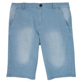 Kleidung Jungen Shorts / Bermudas Ikks NOCTALIE Blau