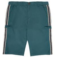 Vêtements Garçon Shorts / Bermudas Ikks MANUELA Bleu vert