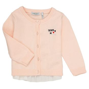 Abbigliamento Bambina Gilet / Cardigan Ikks ADIL