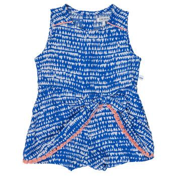 Kleidung Mädchen Overalls / Latzhosen Ikks BEO Blau