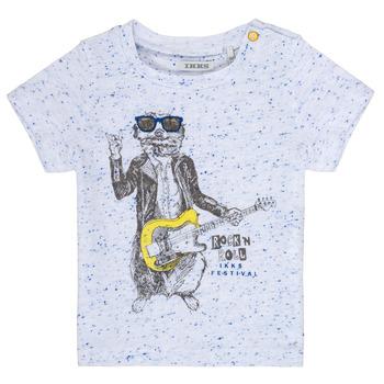 Abbigliamento Bambino T-shirt maniche corte Ikks MARIO