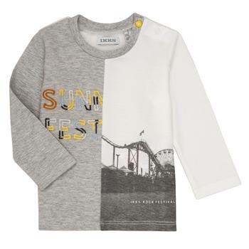Abbigliamento Bambino T-shirts a maniche lunghe Ikks MAELINO