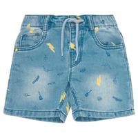 Vêtements Garçon Shorts / Bermudas Ikks PONERMO Bleu