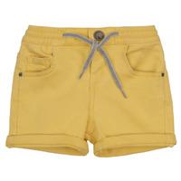 Vêtements Garçon Shorts / Bermudas Ikks XAVIER Jaune