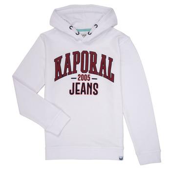 Kleidung Jungen Sweatshirts Kaporal EDER Weiß