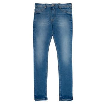 Vêtements Garçon Jeans droit Kaporal JEGO Bleu Clair