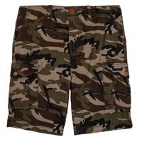 Kleidung Jungen Shorts / Bermudas Quiksilver CRUCIAL BATTLE Khaki