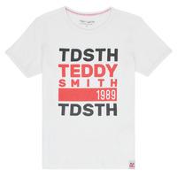 Abbigliamento Bambino T-shirt maniche corte Teddy Smith DUSTIN