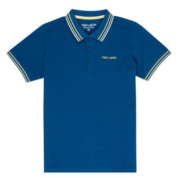 Kleidung Jungen Polohemden Teddy Smith PASY Marineblau