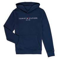 Vêtements Enfant Sweats Tommy Hilfiger KB0KB05673 Marine