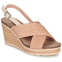 Schuhe Damen Sandalen / Sandaletten Refresh NANI Beige