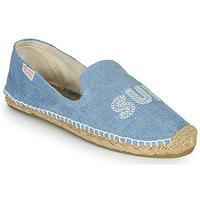 Chaussures Femme Espadrilles Banana Moon THAIS BENDIGO Bleu