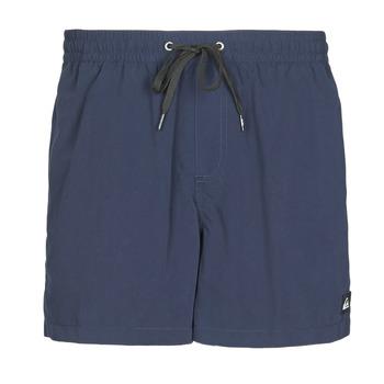 Kleidung Herren Badeanzug /Badeshorts Quiksilver EVERYDAY VOLLEY Marineblau