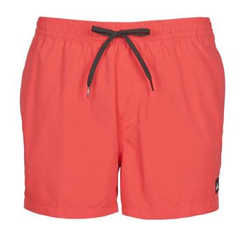 Kleidung Herren Badeanzug /Badeshorts Quiksilver EVERYDAY VOLLEY Rot