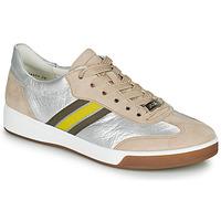 Chaussures Femme Baskets basses Ara ROM-HIGHSOFT Blanc / Beige / Jaune