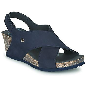 Chaussures Femme Sandales et Nu-pieds Panama Jack VALESKA Bleu