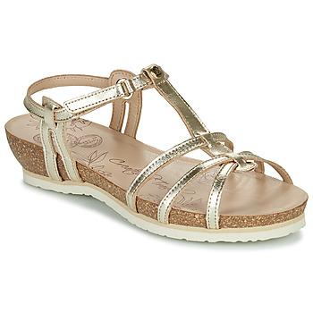 Schuhe Damen Sandalen / Sandaletten Panama Jack DORI Golden