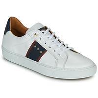 Schuhe Herren Sneaker Low Pantofola d'Oro ZELO UOMO LOW Weiß