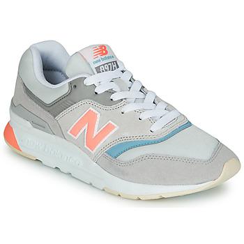 Schuhe Damen Sneaker Low New Balance 997 Grau / Blau