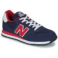Chaussures Homme Baskets basses New Balance 500 Bleu / Rouge