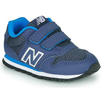 Schuhe Jungen Sneaker Low New Balance 500 Blau