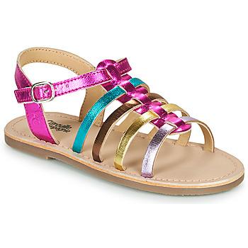 Schuhe Mädchen Sandalen / Sandaletten Citrouille et Compagnie MAYANA Bunt