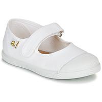 Schuhe Kinder Ballerinas Citrouille et Compagnie APSUT Weiß