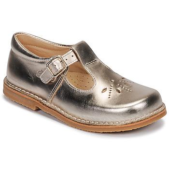 Chaussures Fille Ballerines / babies Citrouille et Compagnie MIDINETTE Doré
