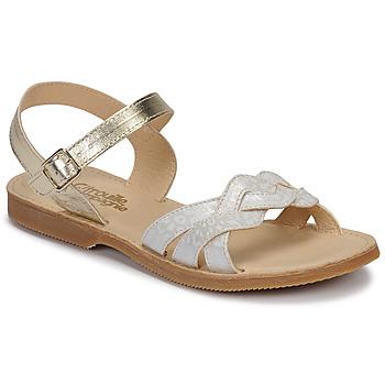 Schuhe Mädchen Sandalen / Sandaletten Citrouille et Compagnie MADELLE