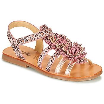 Schuhe Mädchen Sandalen / Sandaletten Citrouille et Compagnie MARINAS