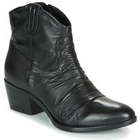 Chaussures Femme Boots Mjus DALLAS-DALLY Noir