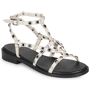 Chaussures Femme Sandales et Nu-pieds Bronx THRILL Blanc