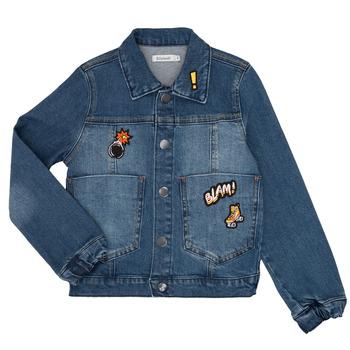 Abbigliamento Bambino Giacche in jeans Billieblush / Billybandit NOTINIO
