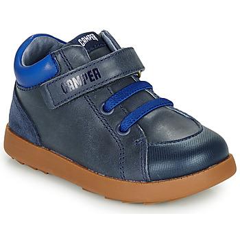 Chaussures Garçon Baskets basses Camper Bryn FW Bleu
