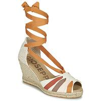 Schuhe Damen Sandalen / Sandaletten Gioseppo ARLEY Senfgelb