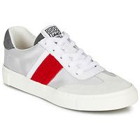 Chaussures Garçon Baskets basses Gioseppo KANPUR Gris / Rouge