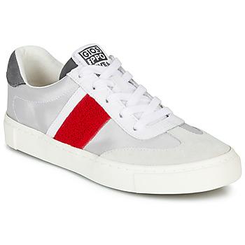 Schuhe Jungen Sneaker Low Gioseppo KANPUR Grau / Rot
