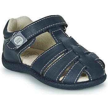 Schuhe Jungen Sandalen / Sandaletten Gioseppo LUINO Marineblau