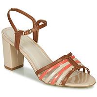 Chaussures Femme Sandales et Nu-pieds André PARISSE Multi-couleurs