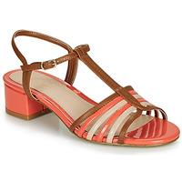 Chaussures Femme Sandales et Nu-pieds André PARISETTE Multi-couleurs