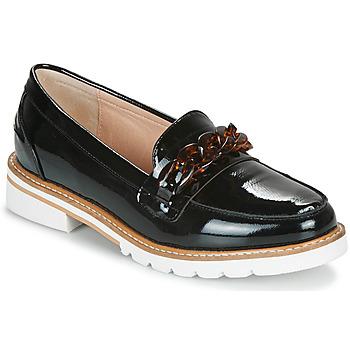 Chaussures Femme Mocassins André EMA Noir