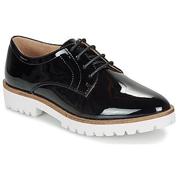 Chaussures Femme Derbies André EDDYTH NOIR VERNIS