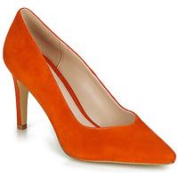 Schuhe Damen Pumps André BETH Orange