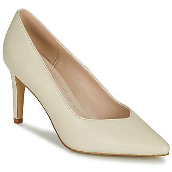 Chaussures Femme Escarpins André BETH Blanc