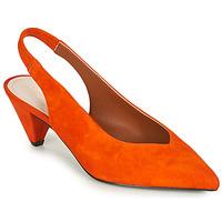 Schuhe Damen Pumps André JAYLYN Orange