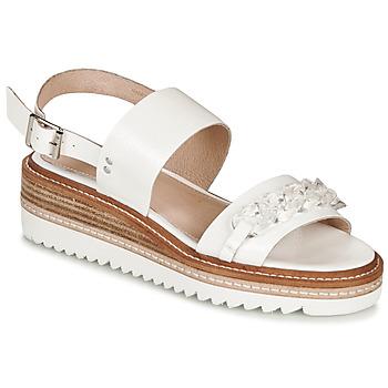Chaussures Femme Sandales et Nu-pieds André ESPERANZA Blanc