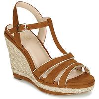 Chaussures Femme Sandales et Nu-pieds André JULY Camel