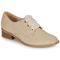Chaussures Femme Derbies André MONTSERRAT Beige