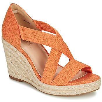 Schuhe Damen Pumps André PERMELIA Orange
