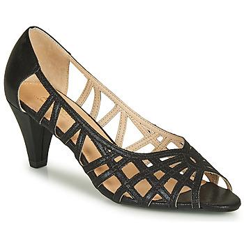 Chaussures Femme Escarpins André PRISCA Noir